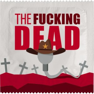 Презерватив The fucking dead
