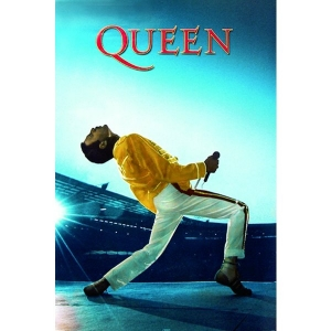 Постер Queen live at Wembley