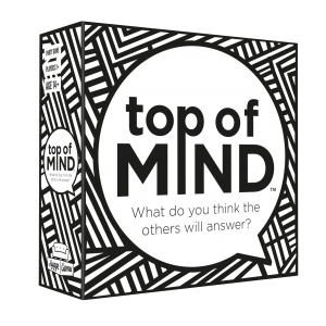"Игра ""Top of mind"""