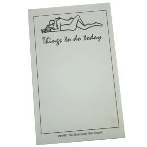 "Бележник ""Things to do today"