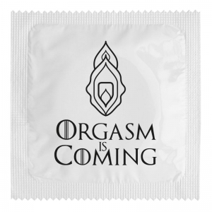 Презерватив Orgasm is coming