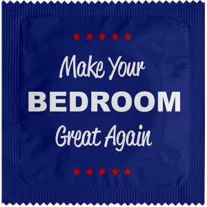 Презерватив Make your bedroom great again