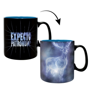 XL Чаша с термоефект Harry Potter Patronus