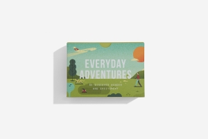 Комплект карти Everyday Adventures