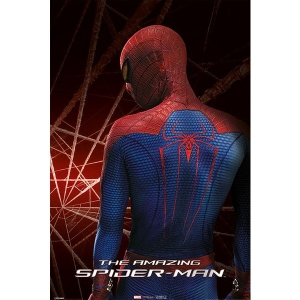 Постер Back The Amazing Spider-Man