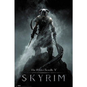 Постер The Elder Scrolls V SKYRIM