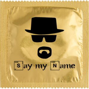 Презерватив Say my name