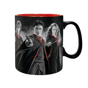 Чаша Harry Potter - Harry, Ron, Hermione